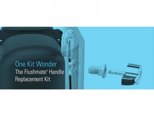 Flushmate Universal Handle Kit