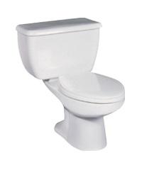 Flushmate Two Piece Pressure Assist PowerFlush Toilet